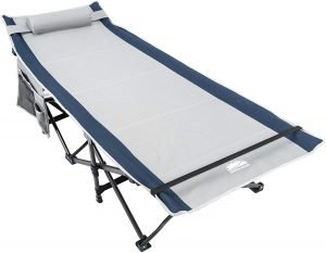 Coastrail Outdoor Camping Cot for Adults 450lbs Heavy Duty Folding Tent