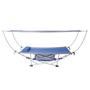 MAC SPORTS H806S PORTABLE FOLDING HAMMOCK